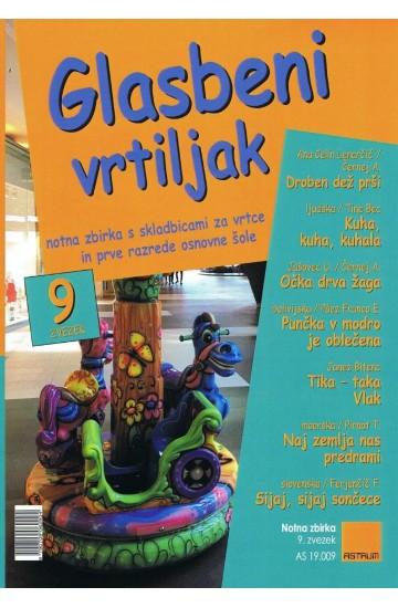 GLASBENI VRTILJAK (# 9) - (Teacher's magazine)