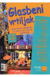 GLASBENI VRTILJAK (# 12) - (Teacher's magazine)