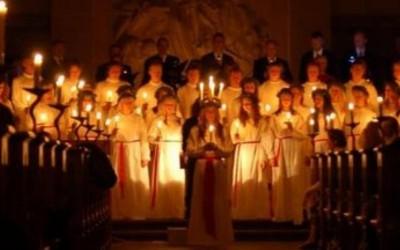 NEW - Two Swedish Carols
