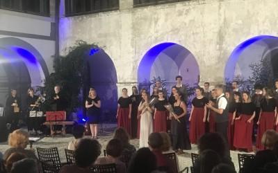 First Performance - Katarina Pustinek Rakar: FIN' AMOR