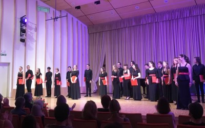 2 First Performances - Mlakar & Kastelic - and KGBL Škerjanc Awards 2021