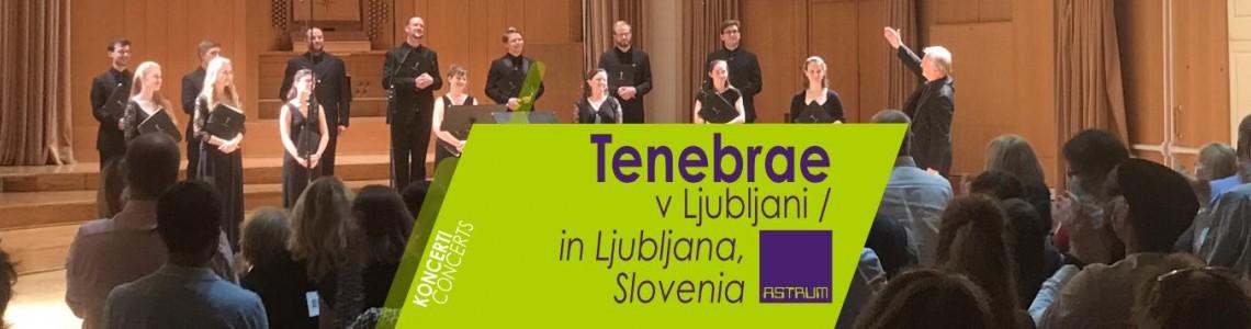 Tenebrae in Ljubljana, Slovenia