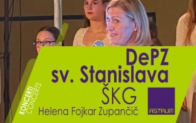 ANNUAL CONCERT- Dekliški zbor sv. Stanislava Škofijske klasične gimnazije Ljubljana / St. Stanislav Girls' Choir of the Diocesan Classical Gymnasium