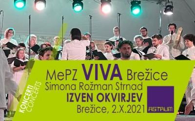 ANNUAL CONCERT - Mixed Choir VIVA Brežice : IZVEN OKVIRJA (Out of the Frame)