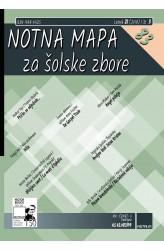 NOTNA MAPA ZA ŠOLSKE ZBORE (# 83) - (Teacher's magazine)