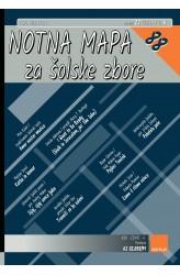 NOTNA MAPA ZA ŠOLSKE ZBORE (# 88) - (Teacher's magazine)