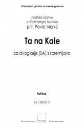Ta na Kale [On the Kal]