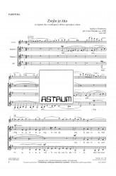 Zrejlo je žito [The Grain Is Ripe] - SSA+Violin - FS+CS