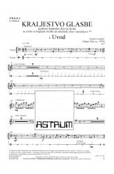 KRALJESTVO GLASBE [KINGDOM OF MUSIC]  (Percussion)