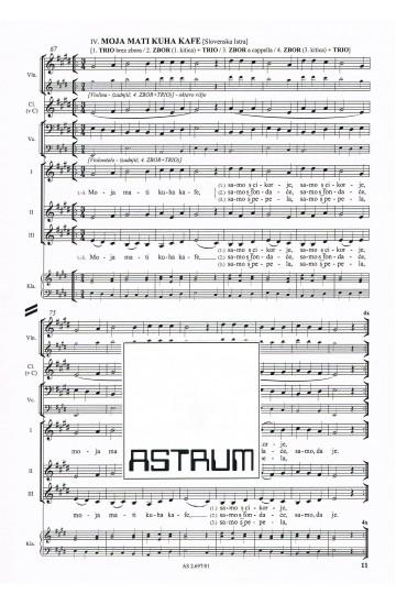 VENČEK ISTRSKIH LJUDSKIH (A Garland of Istrian Folksongs)