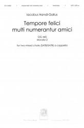 Tempore felici multi numerantur amici (OG 445)