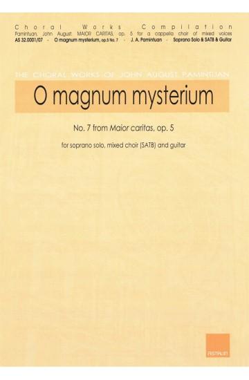 O magnum mysterium, op. 5/7