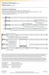 Genitori Genitoque & Dayawenen, op. 5/13
