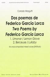 Dos poemas de Federico García Lorca / Two Poems by Federico García Lorca