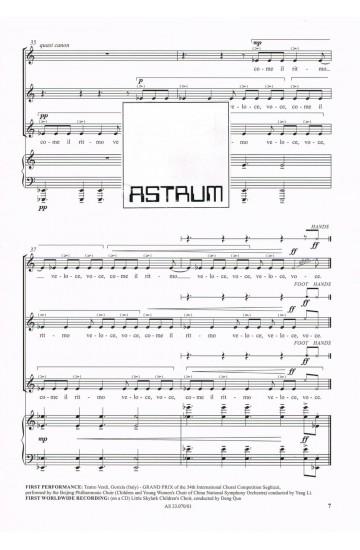 Come il ritmo veloce (Like the Fast Rhythm)