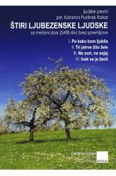 ŠTIRI LJUBEZENSKE LJUDSKE (Four Love Folk Songs)