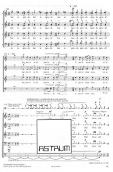 Epilog  (Epilogue) - SATBdiv+body percussion