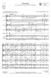 Serenade (SATBdiv+triangle)