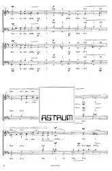 He Wishes for the Cloths of Heaven - SATB / SATB & Glasses