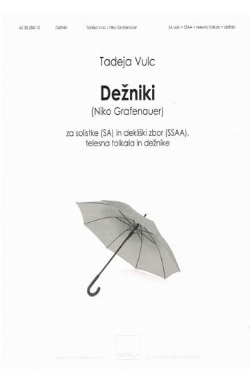 Dežniki (Umbrellas)
