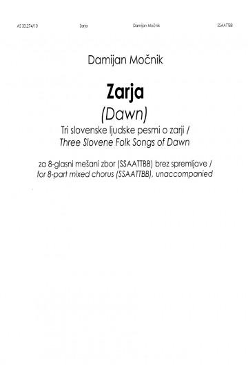 Zarja (Dawn)