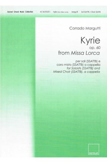 "Kyrie (from ""Missa Lorca"")"