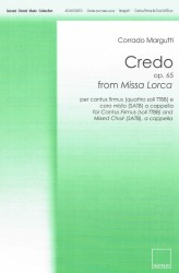 "Credo (from ""Missa Lorca"")"
