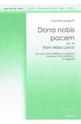 "Dona nobis pacem (from ""Missa Lorca"")"