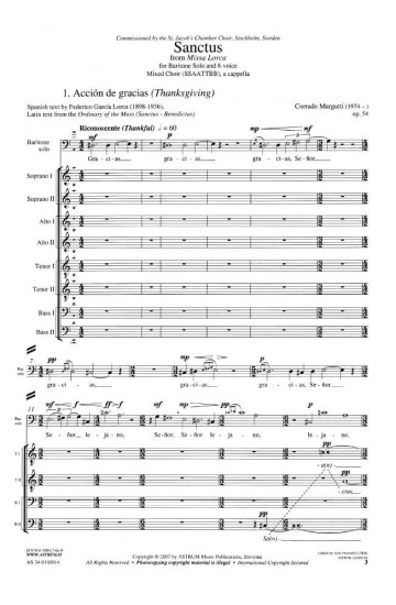 MISSA LORCA - Complete Edition