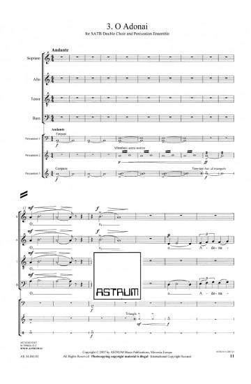 Adventus Domini nostri Iesu Christi (Full Score)