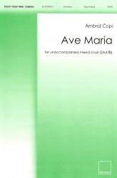 Ave Maria (SAATB)