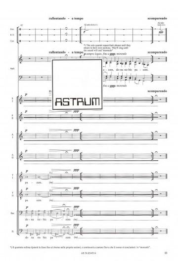 Agnus Dei (Josia: Missa brevis)