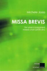 MISSA BREVIS (Full Score)