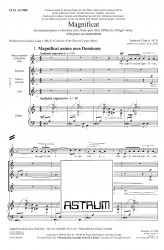Magnificat (Full Score)