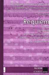 REQUIEM - Full Score [performing purchase]