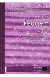 REQUIEM - Full Score [individual purchase]