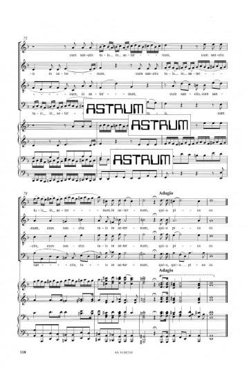 REQUIEM - Full Score [individual purchase]
