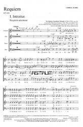 REQUIEM - Choral Score