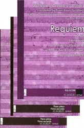 REQUIEM - Full Set of Instrumental Parts