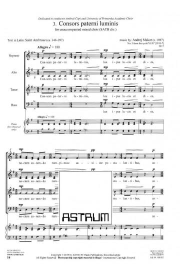 LUX (Complete Score)