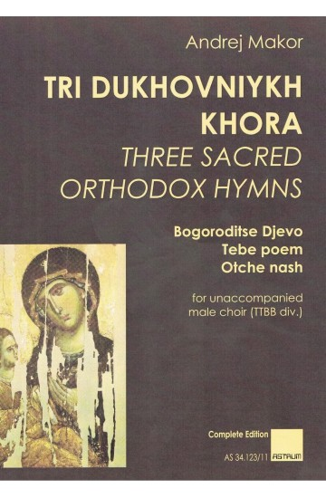 TRI DUKHOVNIYKH KHORA (TTBB)