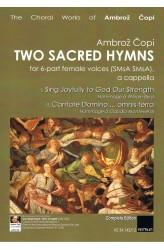 TWO SACRED HYMNS - SMsA SMsA [Complete Edition]