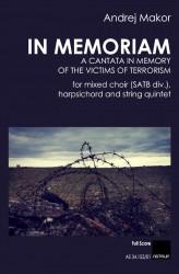IN MEMORIAM [In Memory Of] - Full Score