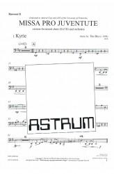 MISSA PRO JUVENTUTE - Orchestra (SATB) Bassoon II