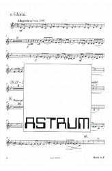 MISSA PRO JUVENTUTE - Orchestra (SATB) Horn in F