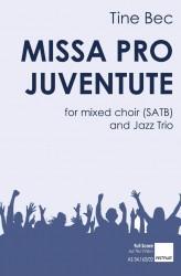 MISSA PRO JUVENTUTE - Jazz (SATB) Full Score
