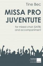 MISSA PRO JUVENTUTE (SATB) Vocal Score