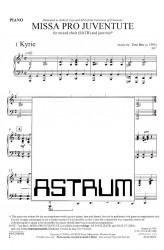 MISSA PRO JUVENTUTE - Jazz (SATB) Piano