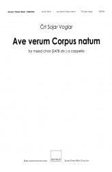 Ave verum Corpus natum
