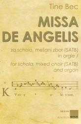 MISSA DE ANGELIS (Full Score)